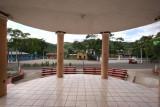 Parque Central Visto desde el Quiosco