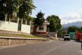 Calle de Ingreso Desde Jocotan