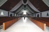 Interior de la Iglesia Catolica de la Cabecera