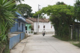 Calle Tipica del Area Urbana de la Cabecera