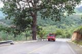La Carretera Hacia la Cabecera Tiene Pendientes Pronunciadas