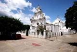 Panoramica de la Iglesia Catolica de la Cabecera