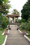 Quiosco en el Centro del Parque (Templete, le llaman los locales)