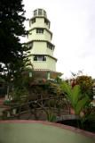 Singular Torre en el Parque Central