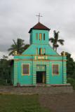 Iglesia de Chocola en la Ruta a la Cabecera
