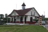 Edificio de la Biblioteca en Chocola