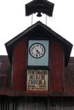 Reloj Antiguo en la Finca Chocola
