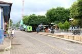 Calle Principal y Parque Central