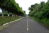 Ruta de ingreso al Centro Urbano