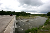 Puente y Rio Panan