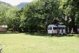 Parqueo en el Area de Servicios