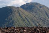 Cumbres del Volcan Vistas desde el Volcan Atitlan
