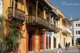 Calle de Ciudad Fortificada