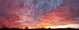 Sunset Panorama, Oct 5