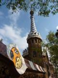 Parc Guell (Gaudi)