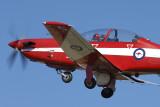 RAAF Roulettes Aerobatic Team PC-9