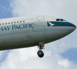Cathay Pacific A340