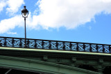 Lamppost and Bridge