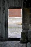 Door That Slides Up