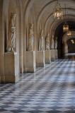 Looking Through  a Door At Versailles