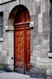 Old Building, Old Doors