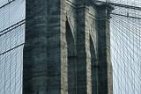 Many Lines on the Brooklyn Bridge
