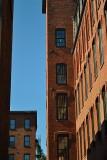 Windows Down an Alley