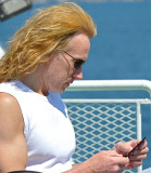 Catching Some Rays While Texting