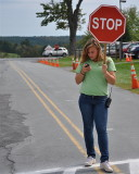 Directing Traffic and Texting