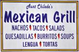 What...No Enchiladas at Aunt Chilada's ?