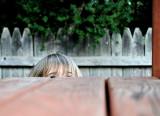 Who's That Peeking Over the Edge ?