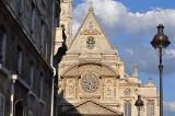 Church of Saint Etienne Du Mont