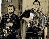 Sax and Accordion Player