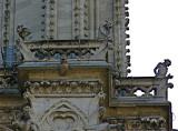 The Gargoyles on Notre Dame