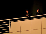Sunset Watchers at the Getty Museum