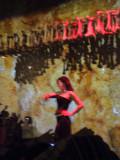 Dancer At The Spain Pavillion