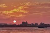 Sunset at Danshui