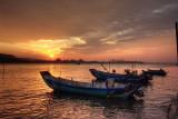Sunset at Danshui (2)