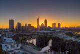 Perth City - Morning Has Broken