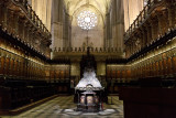 La cathédrale de Séville p> More pictures from Sevilla here