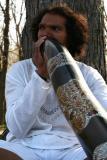 Sur le Mt Royal: Dijeridou - Didgeridoo