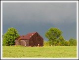 Any barn in a storm