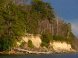 Cliffs on James