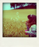 bubble Izzy.