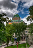 Chateau Frontenac, HDR