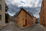 Quebec City Streets, HDR
