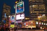 Dundas Square, Toronto, Christmas