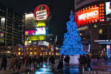 Christmas Craze on Dundas Square.