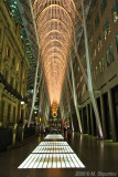 BCE Place New Year Illumination