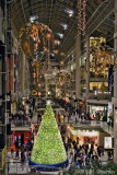 Eaton Center - Swarovski Christmas Tree